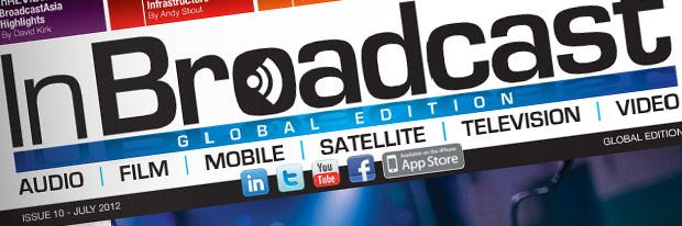 InBroadcast Press Release